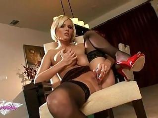 Hannah Hilton Solo Masturbation