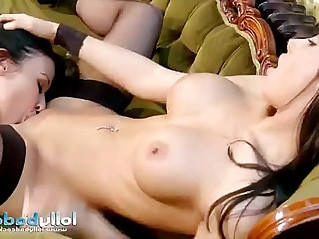British Babe Lolly Badcock in Lesbo WOW