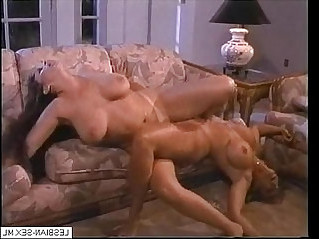 Blonde and brunette and blonde lesbians suck and rub pussies together on couch Get CAMS of girls like this o
