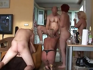 Amateur group with some matures
