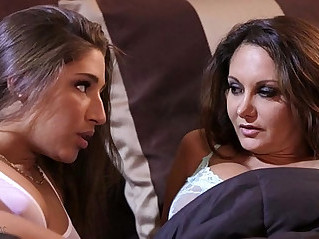 Abella Danger and Ava Addams at Mommys Girl