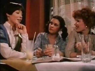Gang-banged lesbian bitches enjoying the spotlight